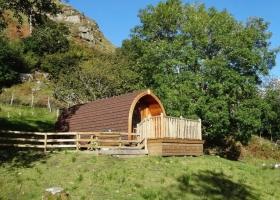 Loch Morar Glamping Lodge